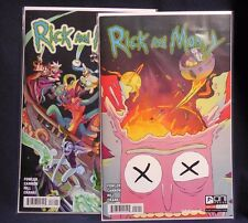 Rick and Morty Issue #12 First Print & First Variant *We Combine Shipping*