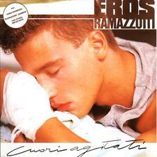 "CD 10T EROS RAMAZZOTTI ""CUORI AGITATI"" 1985"