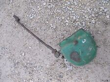 Oliver 60 tractor original rear housing cover & PTO engagement lever