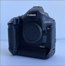 Excellent+ Canon Eos 1Ds Mark Iii Digital Slr Camera+Rrs L Plate + accessories
