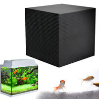 Eco-Aquarium Water Purifier Cube 10X10X10CM Ultra Strong Filtration Absorption g