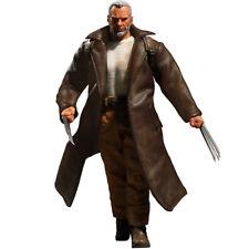 Mezco Toyz One 12 Old Man Logan Marvel Wolverine Comic Books Action Figure 76533