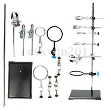 Laboratory Stands Support & Lab Clamp Flask Clamp Condenser Clamp Holder 600mm
