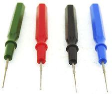Uhrmacherwerkzeug, Ölgeber, Ölstift, Ölspitze, 4 verschiedene Größen, Handöler