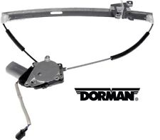 For Ford Escape Front Passenger Right Window Regulator w/ Motor Dorman 751-297