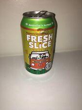 Empty Otter Creek Fresh Slice White IPA 12oz Beer Can VW MICROBUS Mike Gerhart