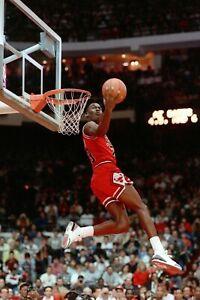 Michael Jordan poster wall art home decor photo print 16x24, 20x30, 24x36