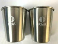 2 pack Klean Kanteen 10 oz stainless steel cup Sombra Mezcal 2 cups one price