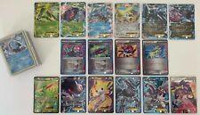 Pokémon PLASMA BLAST - Complete Set - All Cards - EX Full Art Ace Spec - Mint