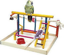 Penn Plax BA148 Bird Activity Center Extra Large
