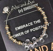 Beads Beaded Gold Bracelet Htf Rare Alex and Ani Nile Jupiter Random Vintage