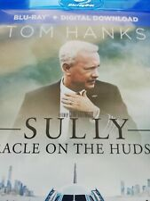 Sully Miracle on The Hudson BLU-RAY Tom Hanks