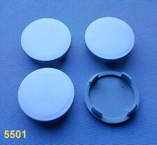 (5501) 4x Nabenkappen Nabendeckel Felgendeckel 55,0 / 50,5 mm für Alufelgen