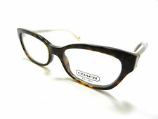 3a30afbe8f NEW AUTHENTIC COACH HC6042F (Hadley) 5120 Dark Tortoise Women Eyeglasses  52mm