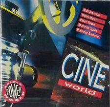Cineworld (1993) Four Tops, John Parr, Blue System, Stan Bush, Eurythmics.. [CD]