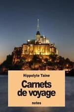 Carnets de Voyage : Notes Sur la Province, 1863-1865 by Hippolyte Taine...