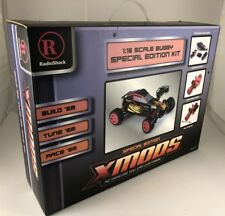 RadioShack XMODS 1:16 Scale Buggy RC Remote Control Special Edition Car Kit