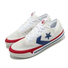 Converse All Star Pro BB White Blue Red City Pack Men Basketball Shoes 167292C