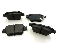 FOR TOYOTA ESTIMA 2.4 HYBRID REAR BRAKE PADS 2008 TO 2012 AHR20 TOP QUALITY UK