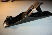 Antique Stanley Bailey No. 6 fore plane type 11 corrugated 1910-1918, excellent