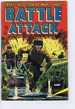Battle Attack #2 Stanmor Pub 1955