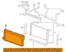 GM OEM Radiator-Seal 23322446