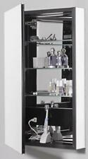 Robern PL Series Black Frameless Medicine Cabinet - BRAND NEW IN BOX - VERY NICE