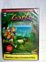 Gartu La Isla de Los Taki PC CDROM Sirium 2001