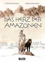 Das Herz der Amazonen - Comic - Splitter - deutsch - Neuware