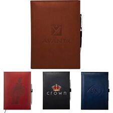 12 count Pedova™ Large Bound JournalBook™ wellness/reunion sales new hires LOT