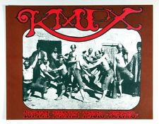 KMPX FM Poster Stanley Mouse Alton Kelley AOR 2.259