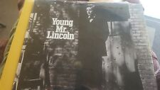 Young Mr. Lincoln -Henry Fonda, Alice Brady,  NEW IN SHRINK- LaserDisc