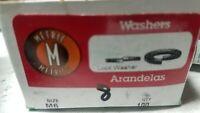 100 Lock Washers Metric M6