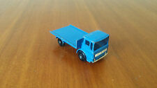 Véhicule Miniature MatchBox Series N°60 « Site Hut Truck » Très Bon Etat