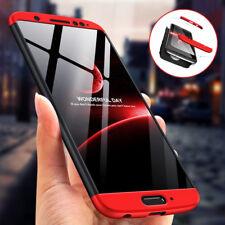 For Motorola Moto G5S Plus G6 Case 360° Protect Shockproof Hybrid Hard PC Cover