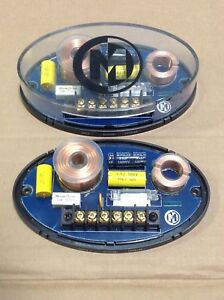 1 Pair of  MEMPHIS AUDIO CROSSOVER TESTED GOOD GUARANTEED