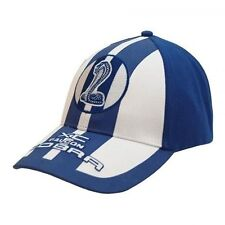Ford Falcon XC Cobra Logo Mens Blue White Embroidered Cap One Size