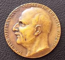 """BY DOMINIQUE RECHAUD FRANCE 1951 MEDICINE DR ALBERT DURAND""""MEDICIN DE L´HOPITAL"""""""