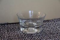KROSNO GLASS BOWL POLAND ART CRYSTAL