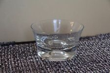 KROSNO GLASS BOWL POLAND ART CRYSTAL