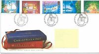 GB - FIRST DAY COVER - FDC - COMMEMS -1987- CHRISTMAS -  Pmk PB