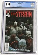 The Strain #1 (12/11) CGC 9.8 NM/MT Dark Horse  - Guillermo Del Toro TV show