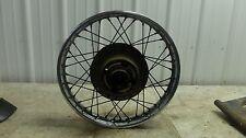 77 Honda CB750 A CB 750 Hondamatic Rear Back Wheel Rim