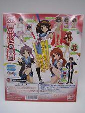 Melancholy of Haruhi Suzumiya HGIF Series Part 4 Gashapon Toy Machine Paper Card