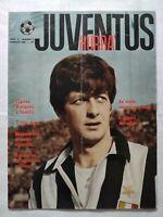 HURRA' JUVENTUS N. 2 FEBBRAIO 1968 BONIPERTI A FUMETTI PALLONE D'ORO EINTRACHT