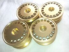 alloy wheel for tamiya DF-03 MK II AVANTE dark impact TT-02B MS in light gold