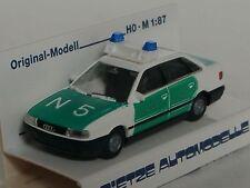 Rietze Audi 80 Polizei grün-weiss N5 - 50322