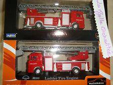 Camion Man F2000 Pompier Snorkel Fire Engine Echelle Nacelle 1/72° AutoMax