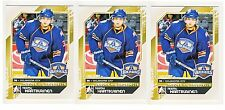 50ct Teemu Hartikainen 2010-11 ITG Heroes & Prospects Hockey Rookie RC Lot #158
