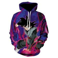 Womens/Mens Dragon Ball Z Characters 3D Print Casual Sweatshirt Hoodies Pullover